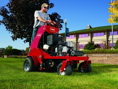 Toro 30 Inch Ride On Aerator E And S Equipment