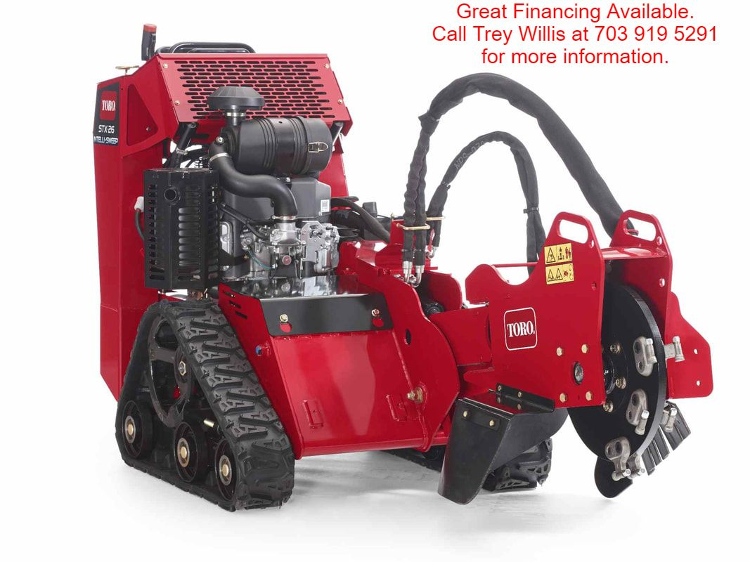 toro stx 26 stump grinder