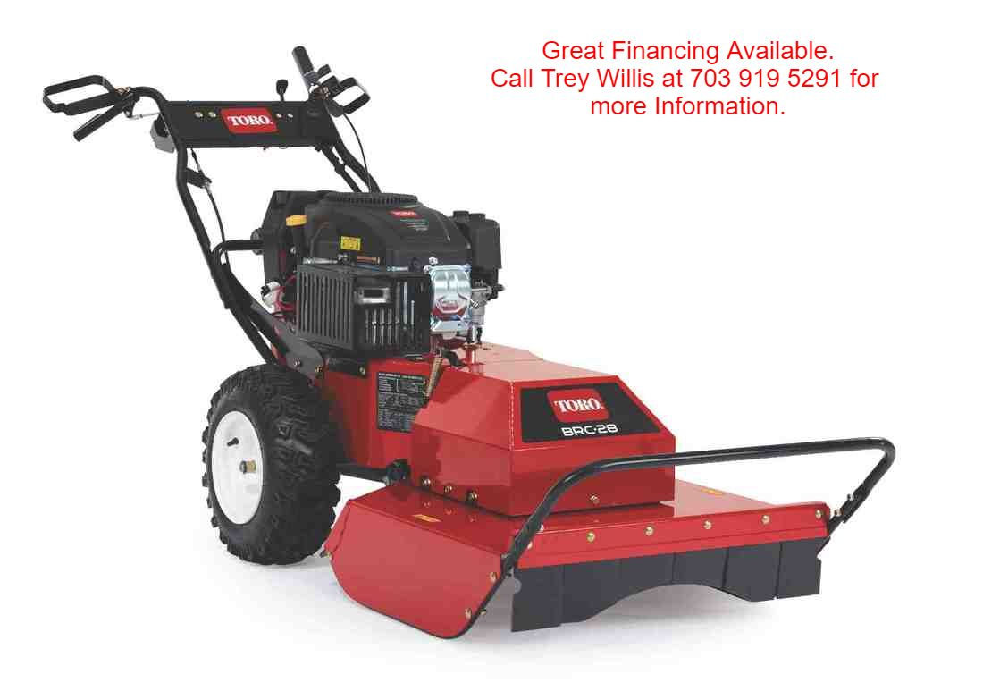 toro brc28 brush cutter