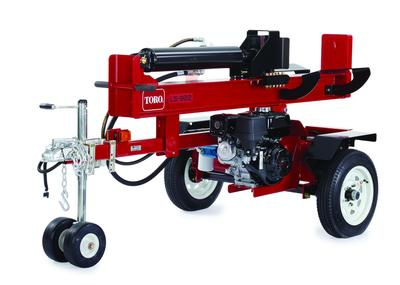 toro best wood splitter