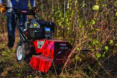 toro brush mower
