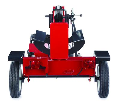 toro commercial log splitter